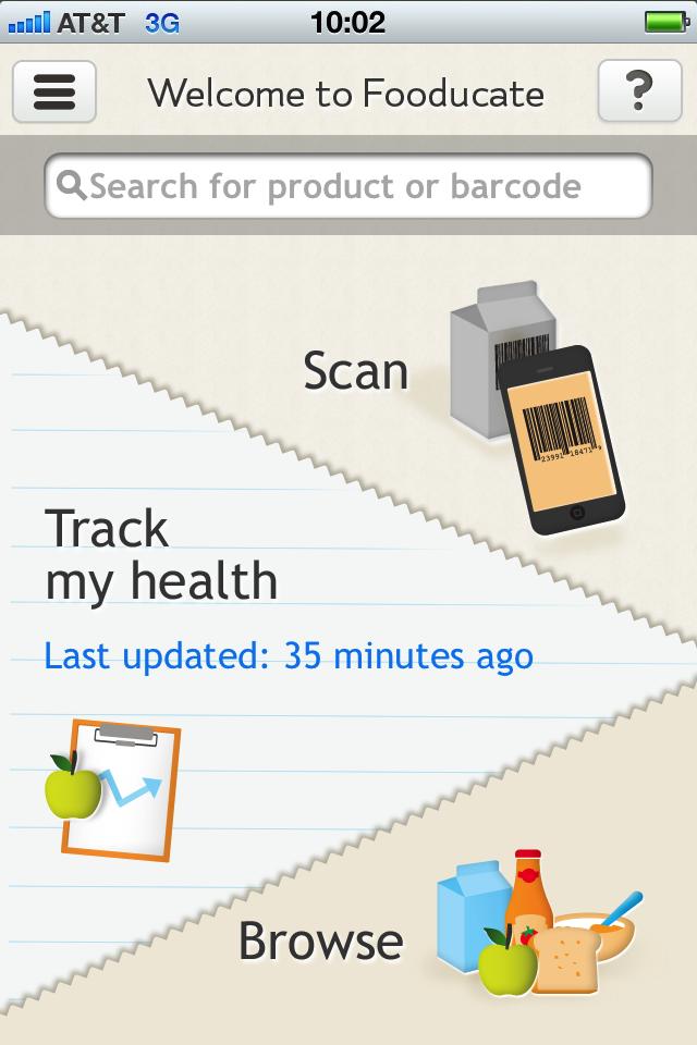 Fooducate - Diet Tracker & Healthy Food Nutrition Scanner Screenshot 0