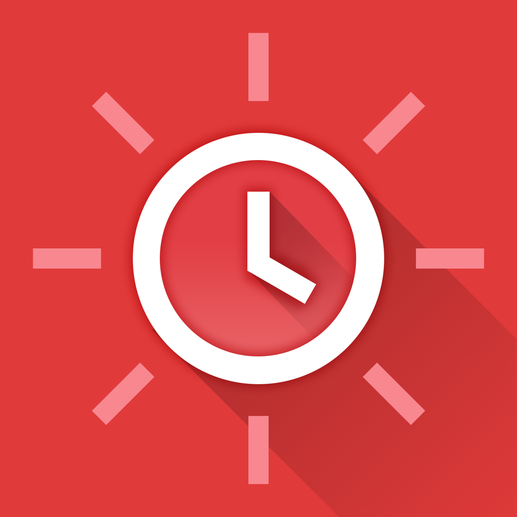 Download Red Clock The Minimal Alarm Clock 3 9cracked